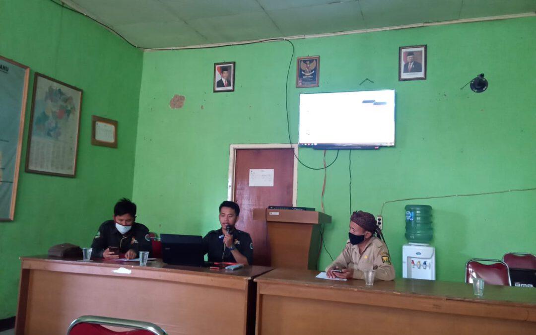 Cegah Covid 19 Kekinian Oleh Pendamping Desa.